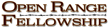 Open Range Fellowship Logo